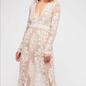 Freepeople for Love & Lemons floral dress